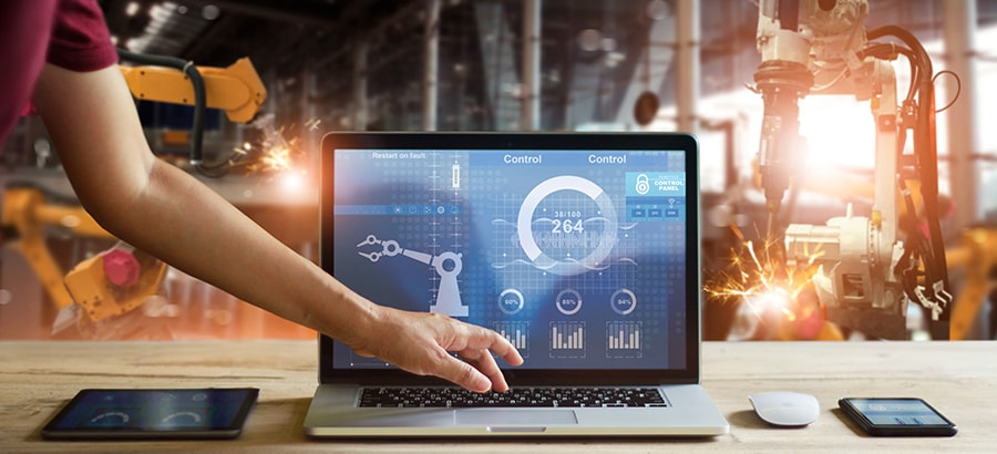 Industry 4.0 and erp technology